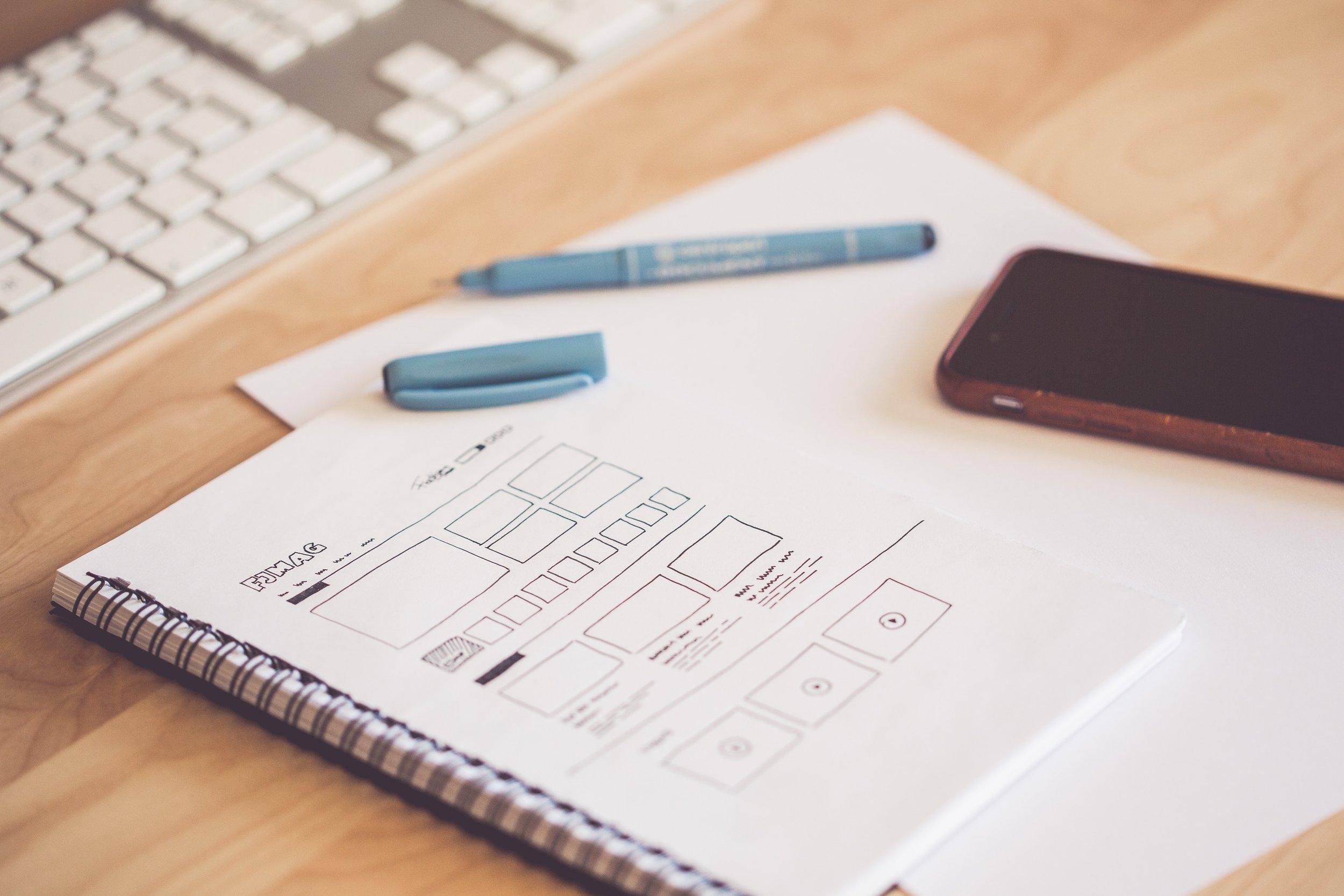 web design image for web design link