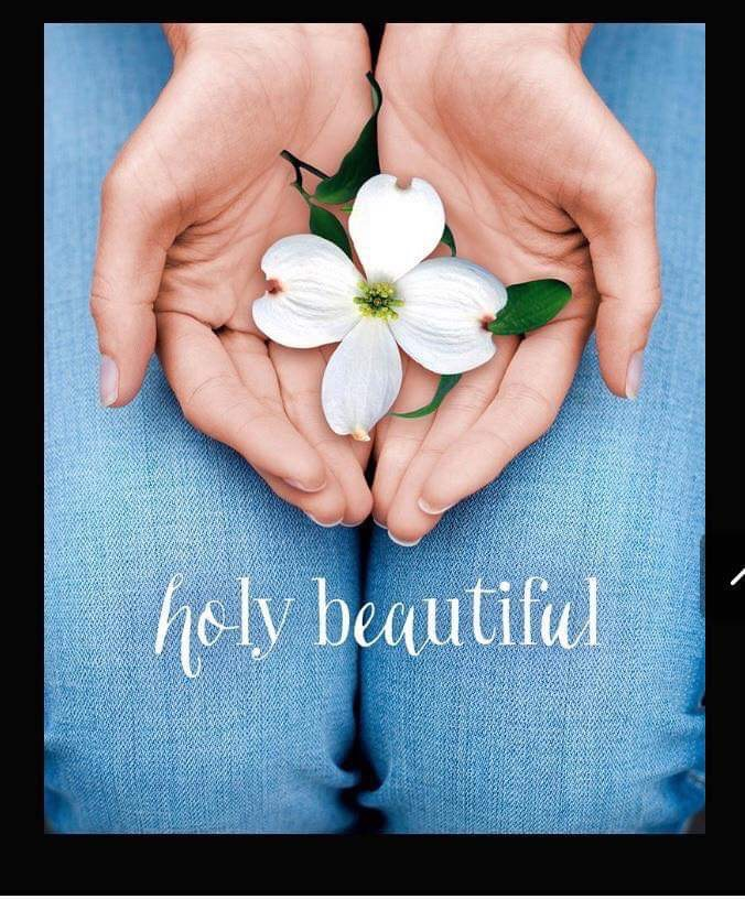 The Inaugural Holy Beautiful Devotional. - Get Your Copy Today!