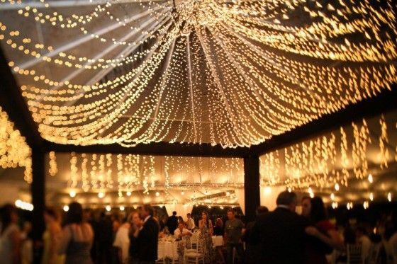 Elegant Wedding Lights, Fundraiser, Gala, Ambiance, Christmas Light Installers