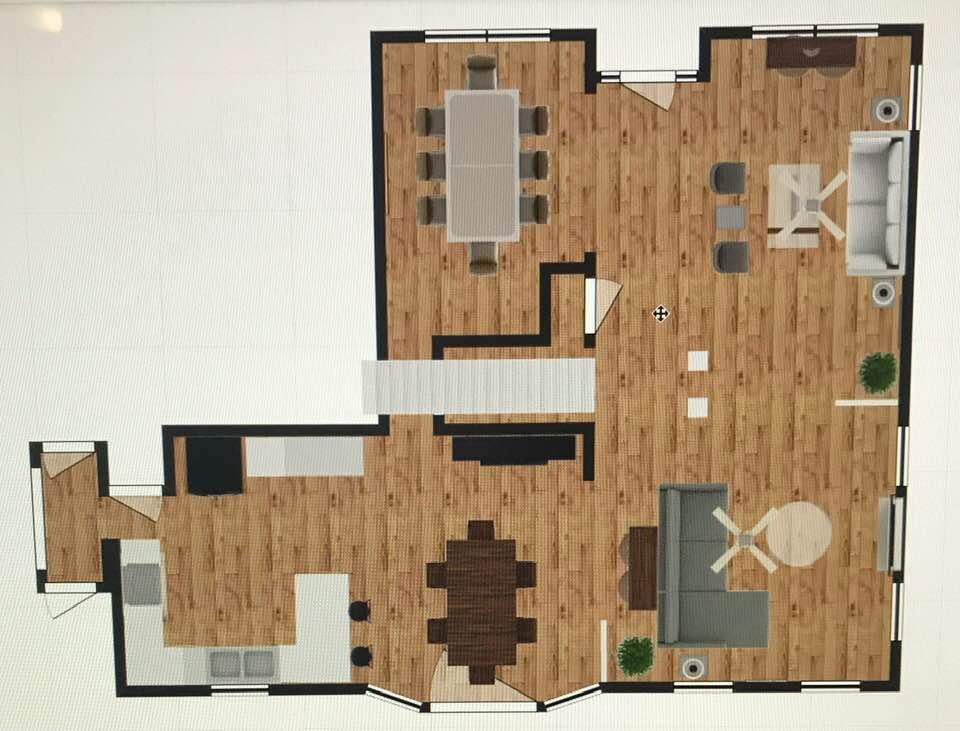Floor Plan | Furniture Layout