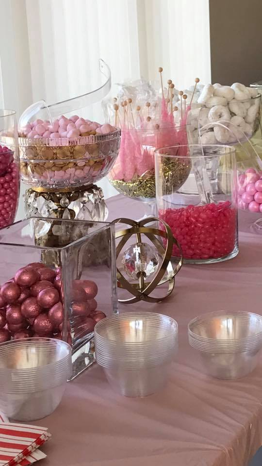 Sweets Table | P&P Baby Shower