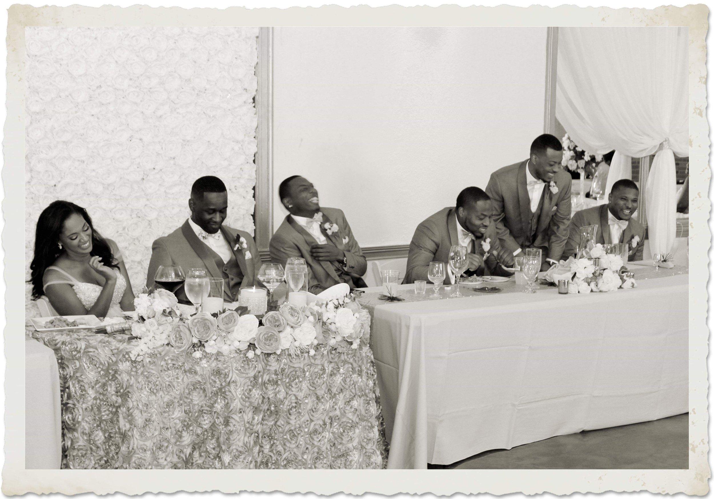 Bride & Groom | Wedding Party
