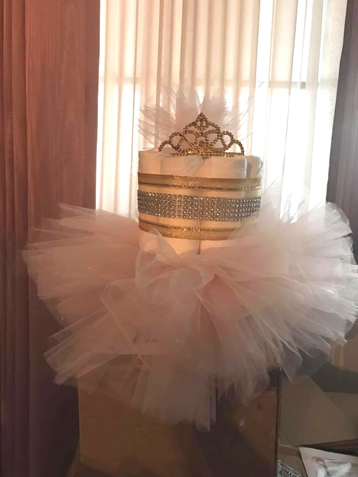 Center Pieces | P&P Baby Shower