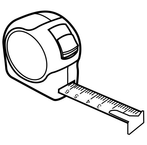 25' Measuring Tape