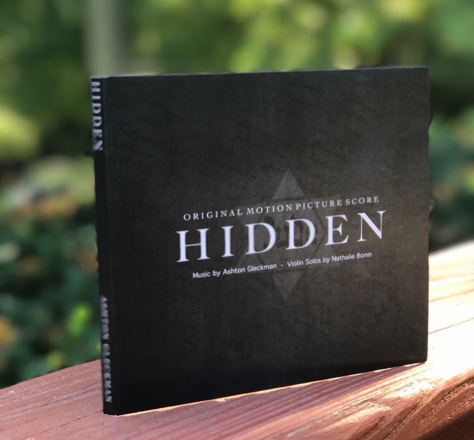 The CD version of Hidden.