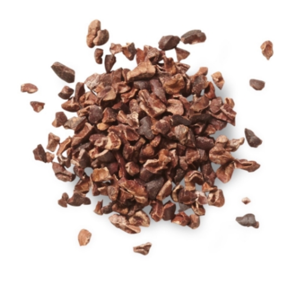 Carob   Carob is high in fiber which aids in digestion, cleansing and keeps us feeling fuller longer. It is also really low in calories, 17 times lower in calories than chocolate, with the same chocolate-like flavor. It helps to stabilize blood sugar levels so we have less cravings while increasing metabolic function.