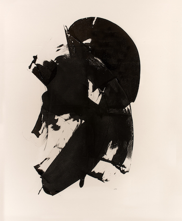 RICHARD MARTIN    Dante's Falls   acrylic on canvas under perspex  167 x 137 cm