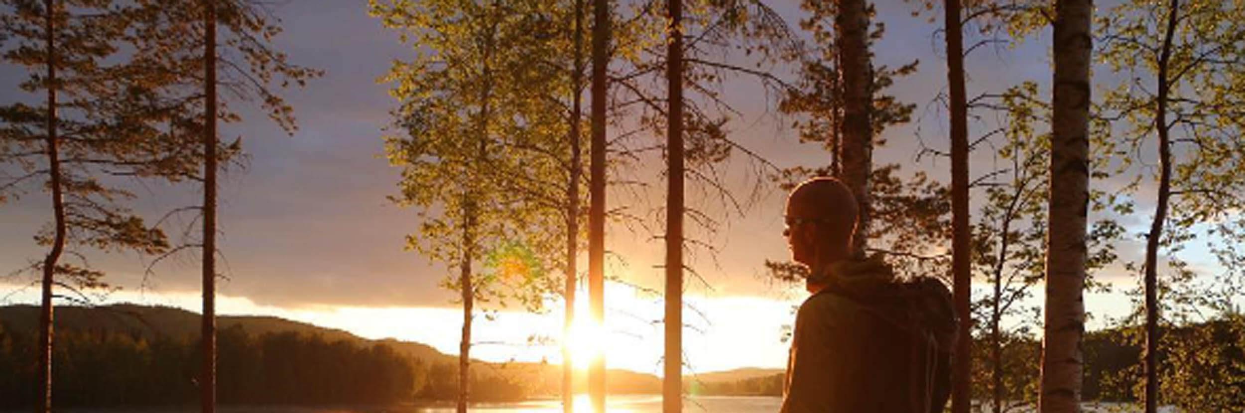 Etapp 1 - Foton från Anundsjö