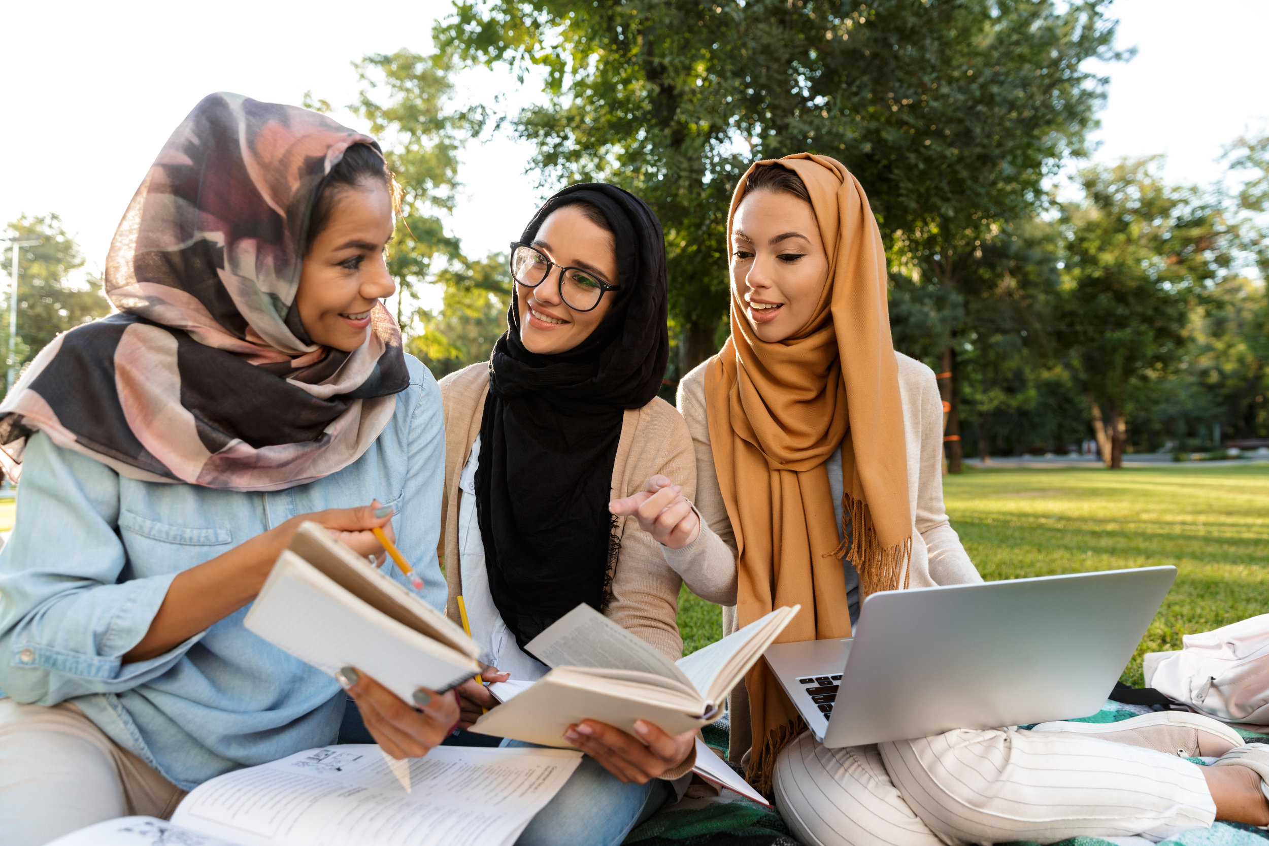 Muslim women Become published authors in uae