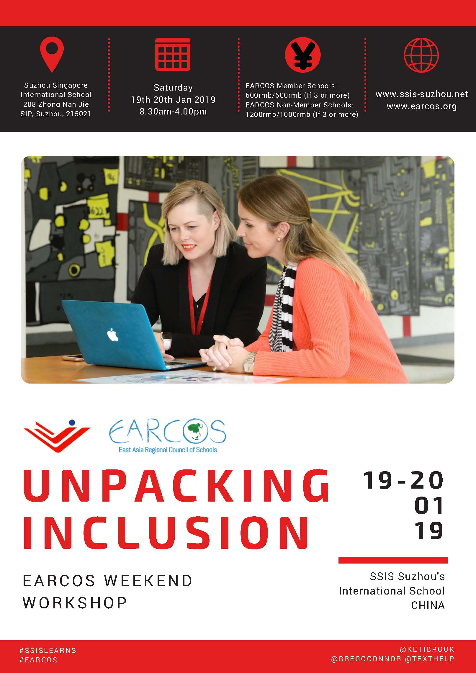 Unpacking Inclusion - If inclusion is the goal…how do we get there? -
