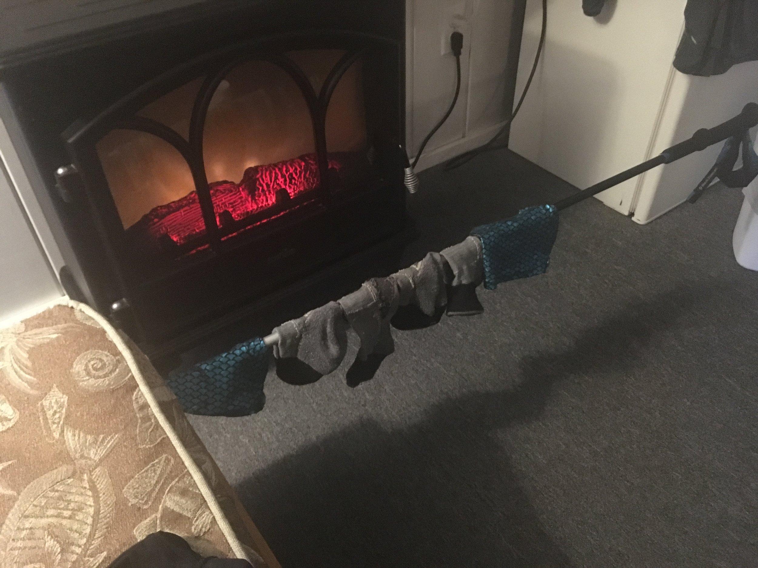 The Never Ending Quest for Dry Socks