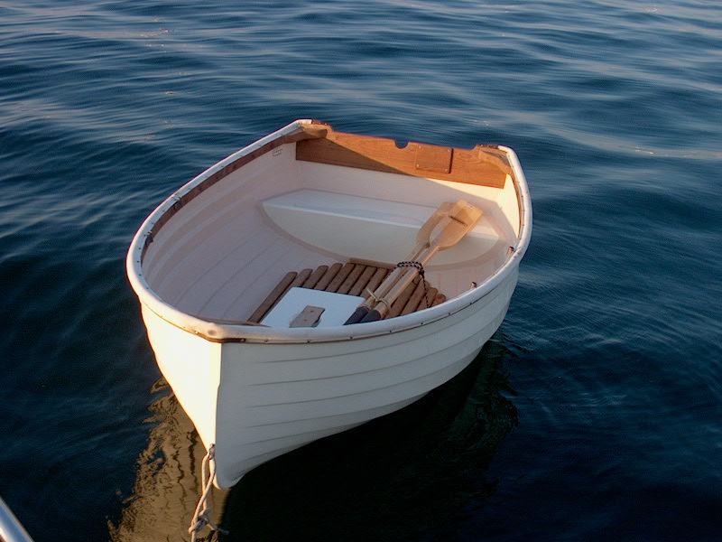 The Fatty-Knees Hard Dinghy