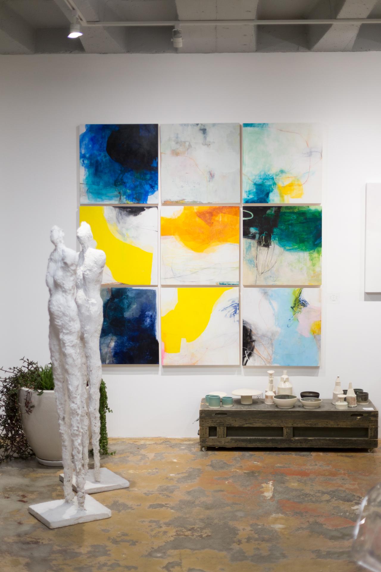 Elementum Series - Barba Gallery - Palm Springs, CA