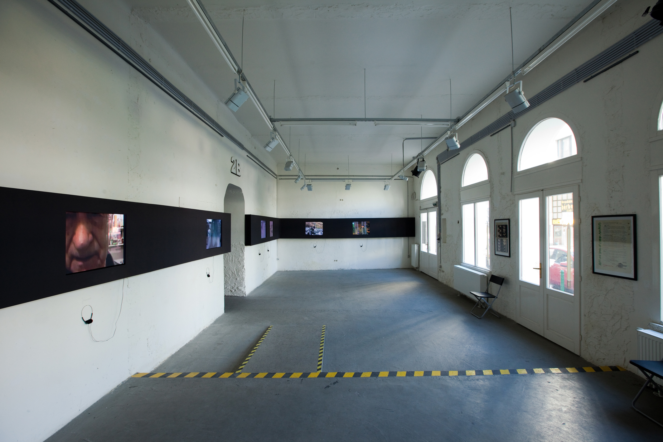 Jonas Mekas - 365 Day Project, 2B Gallery, BudapestJune 8 - July 6, 2012