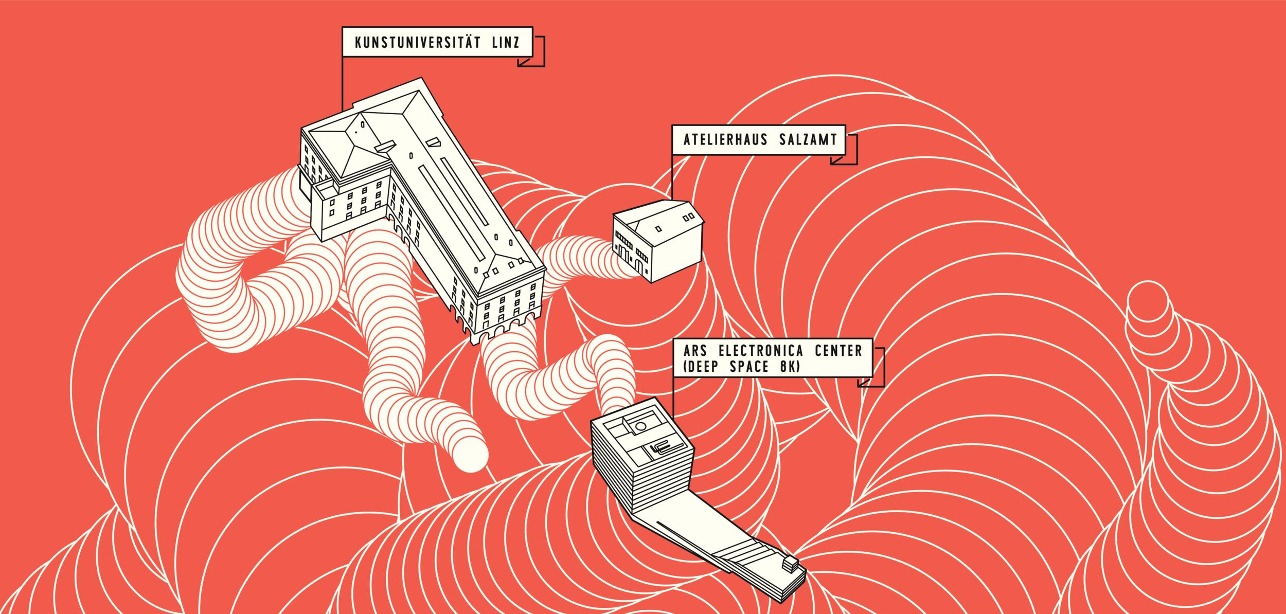 Hexagram - Taking Care, Ars Electronica, LinzSeptember 6 - 10, 2018