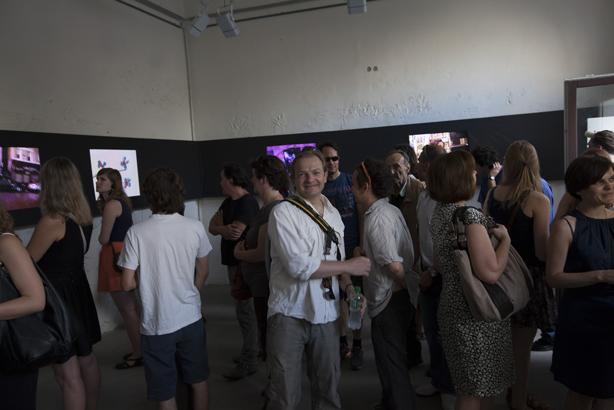 Jonas Mekas, 365 Day Project at 2B Gallery © Kerekes Zoltan_002.jpg
