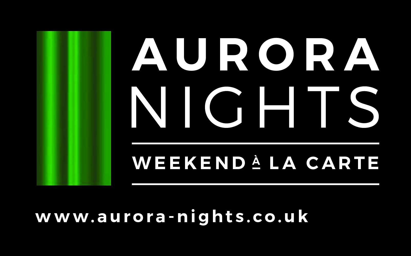 Weekend a la Carte's Aurora nights can combine our cabins with a trip to Swedish Lapland for amazing once in a lifetime adventures.