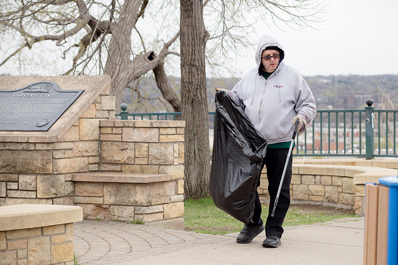 EARTH DAY SAINT PAUL CITY-WIDE CLEANUP April 27, 2019
