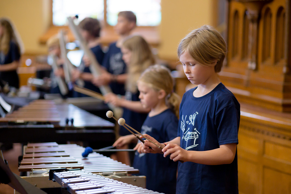 STICKS & STEEL YOUTH PERCUSSION ENSEMBLE June 16, 2019