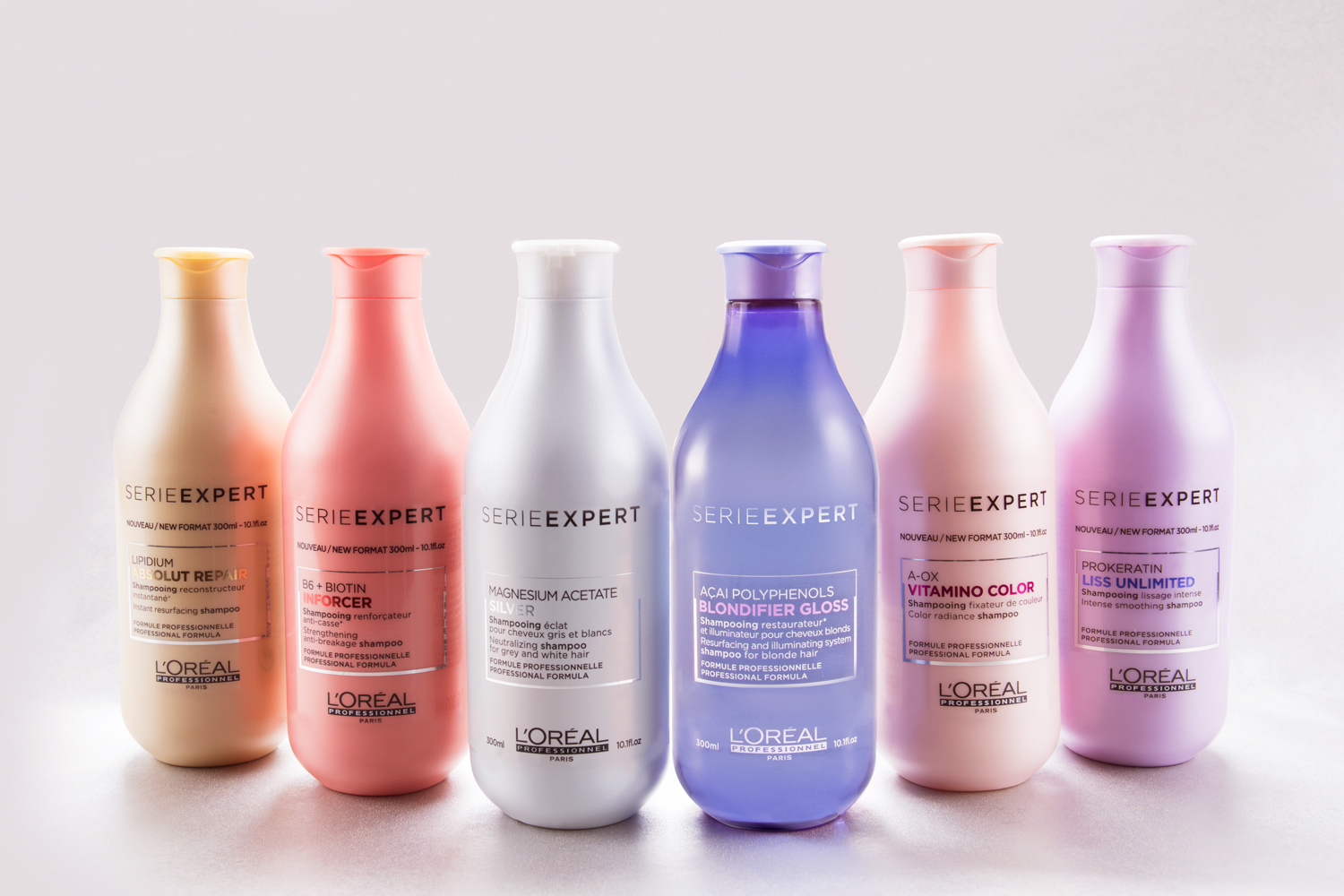 SerieExpert Haircare Products