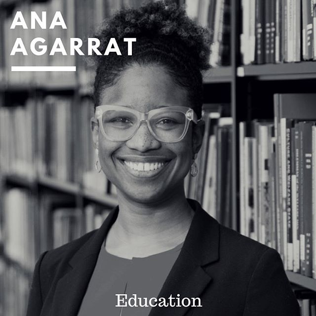 "It's #melaninmonday and today we are featuring Ana Agarrat! She colors the narrative by being one of the very few Development professionals who identifies as a Black Woman. Ana goes on to explain that, ""The field of philanthropy is geared towards those who have historically held the power and the wealth in this nation. I intend on using every opportunity that I have to reimagine the way that we view the distribution of resources and the communities and countries that we determine to be wealthy."" Learn more about Ana on our website. Link in bio. #education #philanthropy #colorthenarrative #positivelymelanin #blackgirlmagic #leadthesurge"