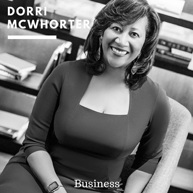 Today's #melaninmonday features Dorri McWhorter, CEO of @ywcachicago! Dorri colors the narrative by showing up in expected and unexpected places to lend her perspective. Learn more about Dorri on our website. Link in bio. #colorthenarrative #ywca #positivelymelanin #ceo #business