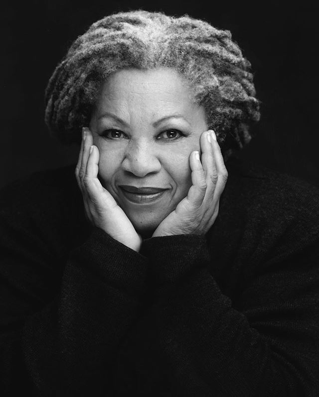 Toni Morrison was one of the greatest authors of our time. She wrote unapologetically about her Black people and told stories that tugged at our heart strings. Ms. Morrison commanded the room when she spoke and left trails of wisdom pearls when she walked. Thank you for your art and your activism. Rest in Paradise.