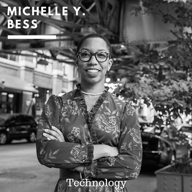 Today Positively Melanin is featuring Michelle Y. Bess! Michelle is the Diversity, Equity and Inclusion Director for @sproutsocial. She colors the narrative by leaning into her strengths and values of connecting with people and living authentically. Read more about Michelle on positiveymelanin.org  #colorthenarrative