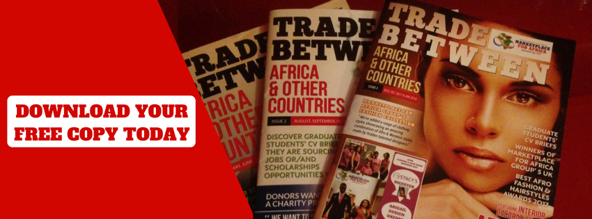 Trade Between Africa and Other Country Digital Magazine