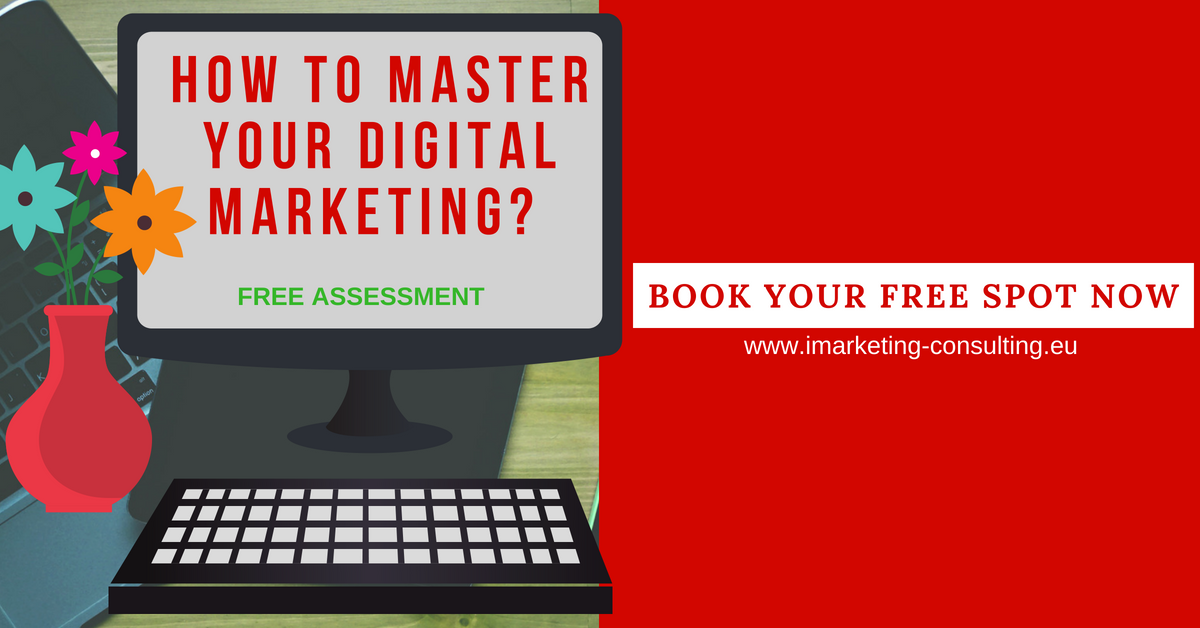 How to master your digital marketing