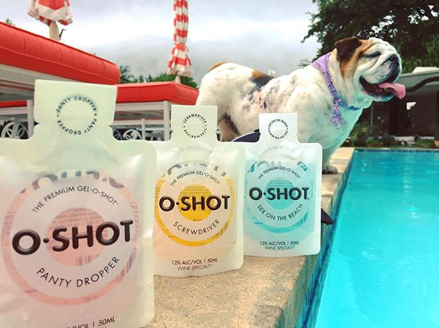 ....dog days of summer...and approved! Stay hydrated, Drink more! 🍸 •  #oshot #showusyouroface #jelloshots #jelloshot #jello #usa #texas #dfw #dallas #fortworth #houston #waco #bulldog #dallasbloggers #austin #houstonbloggers #fwtxmag #dmagazine #happyhour #lake #bars #party #america #cocktails #drink #wine #booze #spirits #beer #vegan •  Where to buy? Click link in bio. ⬆️ PLEASE PARTY RESPONSIBLY