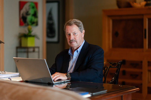 Keith Kessler, lead attorney