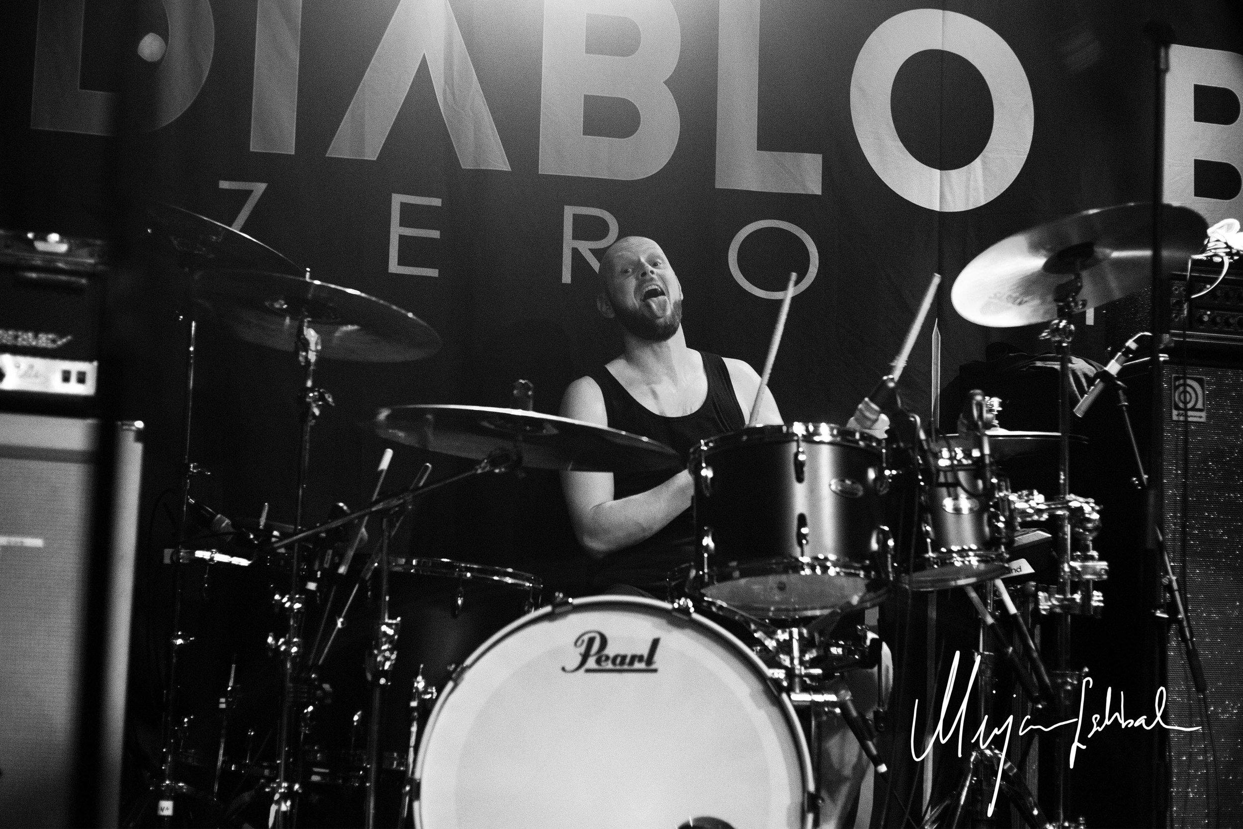 Band: Diablo Blvd (BEL)