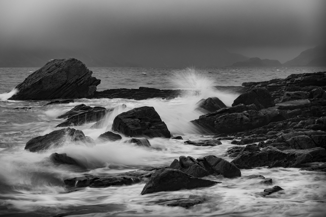 Elgol on a moody day