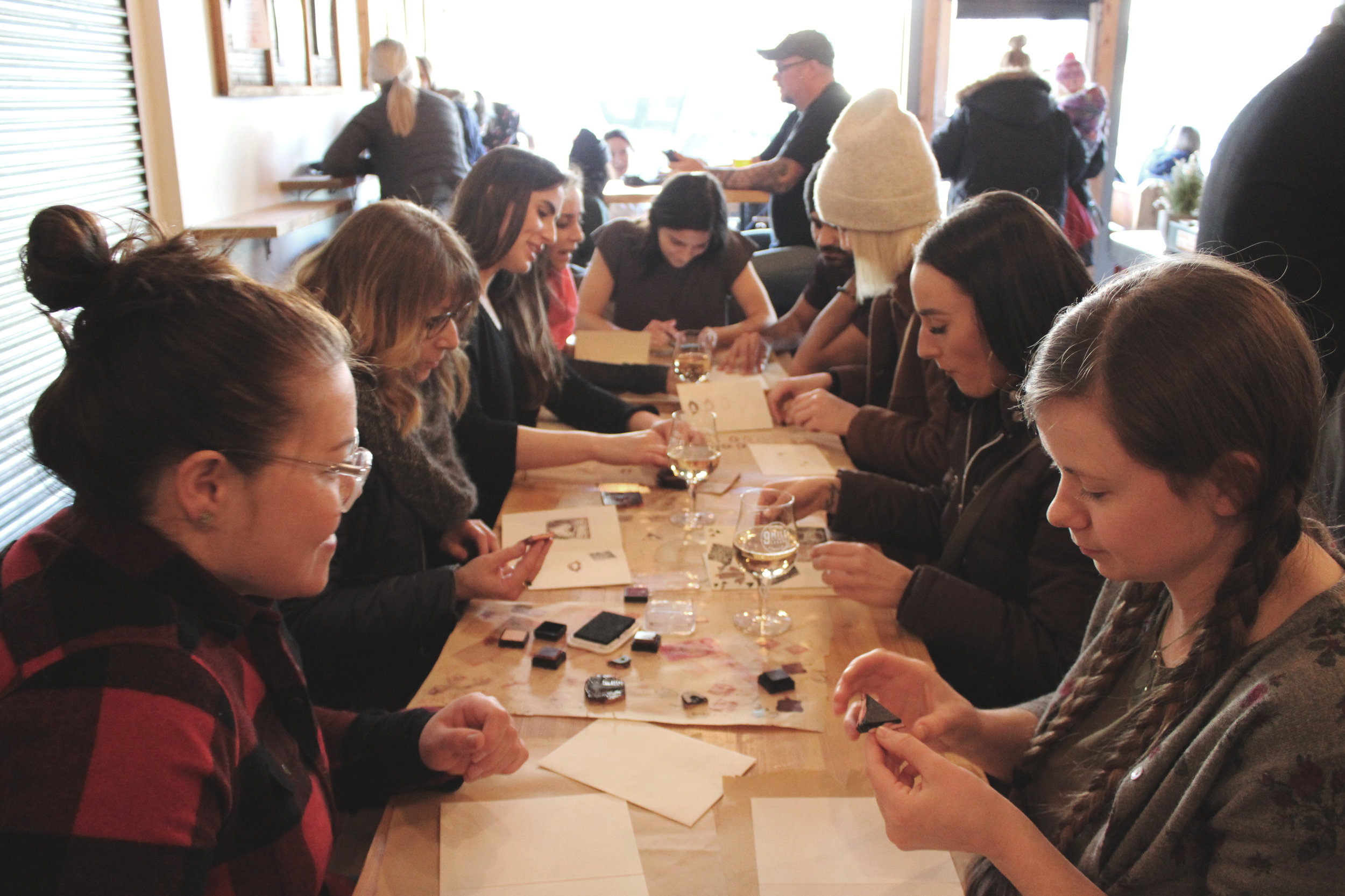 Craft Events -