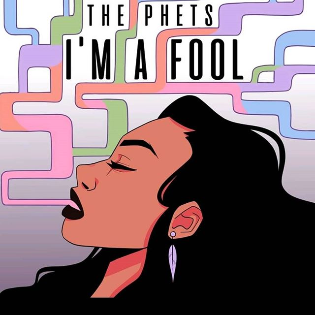 "1 YEAR AGO TODAY, our single ""I'm A Fool"" was released. 🔥🔥 We are ecstatic to announce that this revamped version of #imafool will be included in the 12 page booklet available within the CD cases of our debut EP ""Dark Again"", as well as a remixed and remastered version of ""I'm A Fool""  included on the EP itself. 🔥🔥 In honor of I'm A Fools' first birthday, click the link in our bio!! 🔥🔥 We'd like the to thank both of the incredible artists that have brought Deborah to life @livi_leroux_ @sazzifrazz 😍😍 #imafool #darkagain #thephets #thetonicroom #boise #localmusic #boisemusic #pacificnorthwest #rocknroll #portland #seattle"
