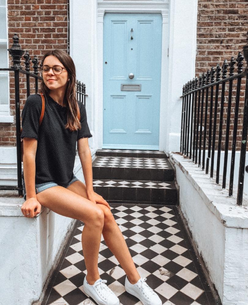 Photo taken in Notting Hill, June 2018