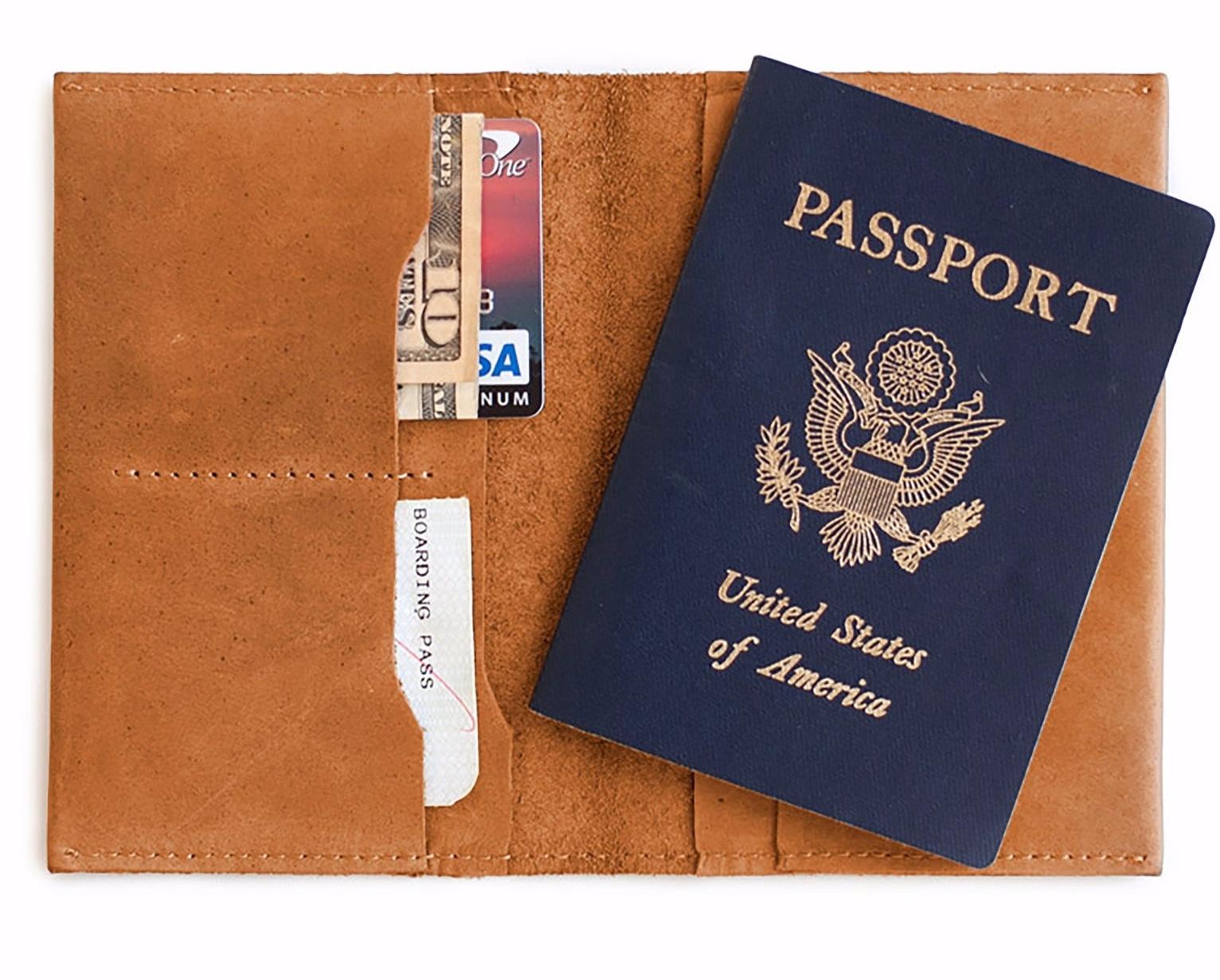 ABLE, Passport Wallet $35