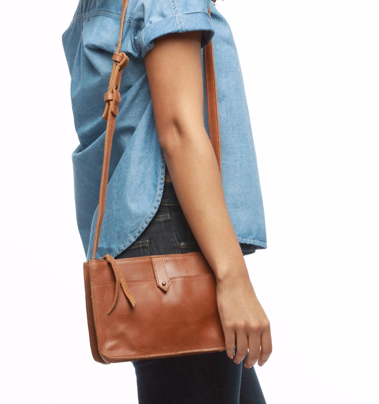 ABLE Crossbody bag, $98