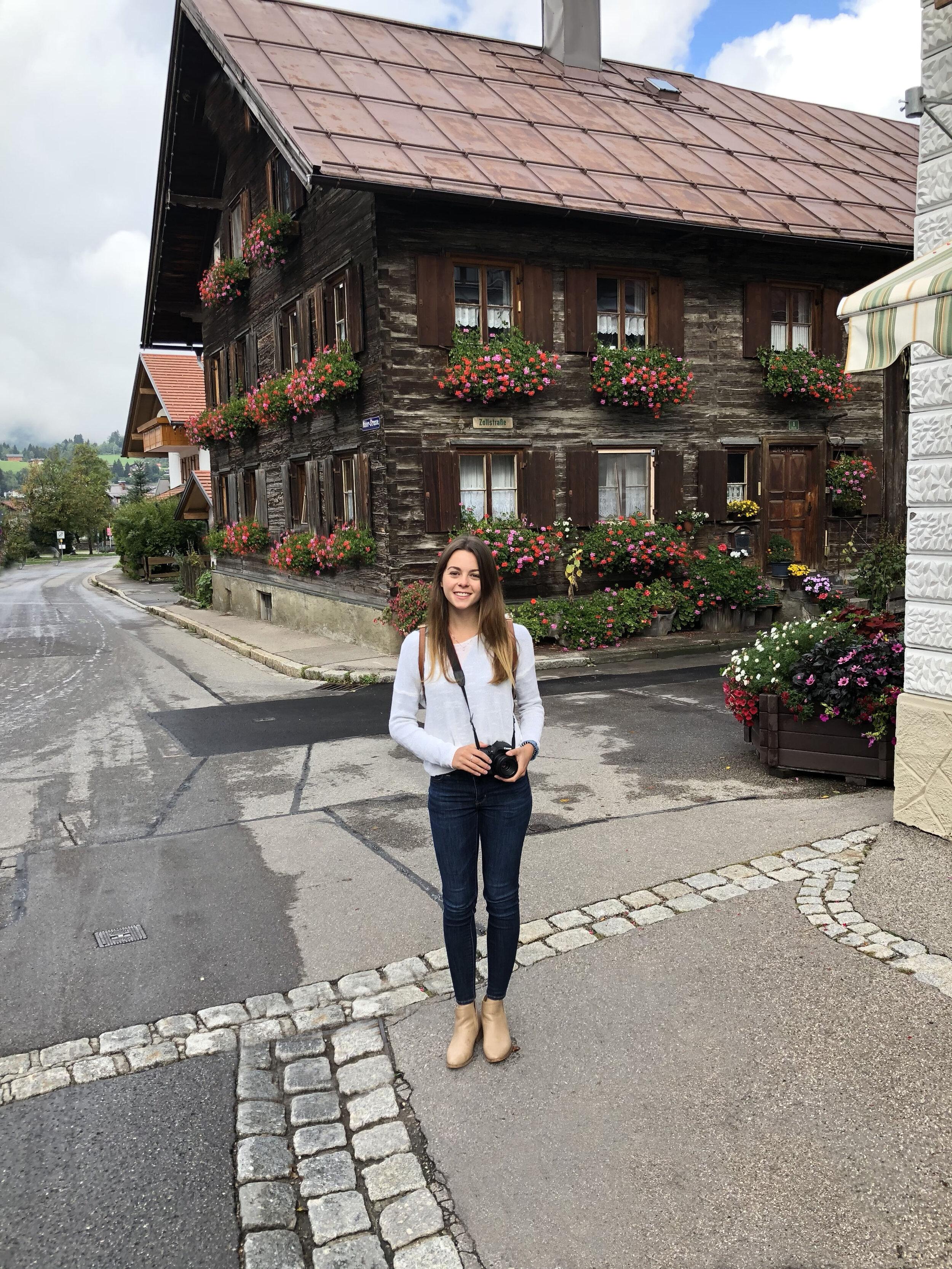 Oberstdorf, Germany September 2018. Visited for the Almabtrieb Festival!