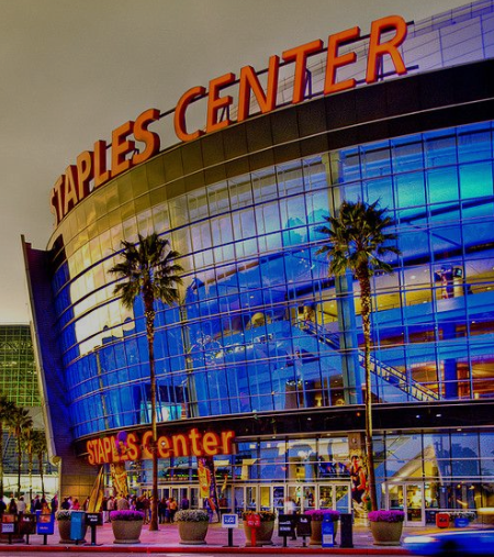 Staples Center and LA Live Are the pulse of entertainment downtown - Sporting events, concerts, dining and lodging are all found here.