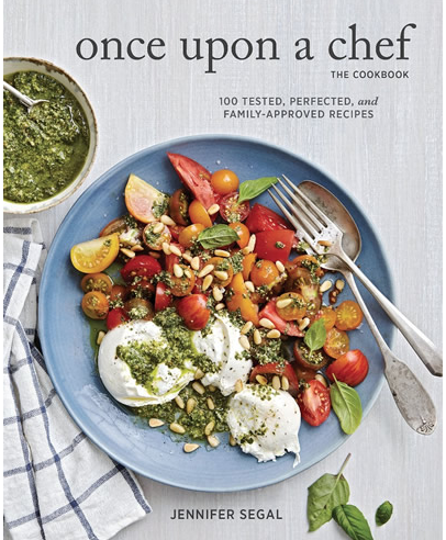 The perfect cookbook for everyday meals or festive dinner parties.