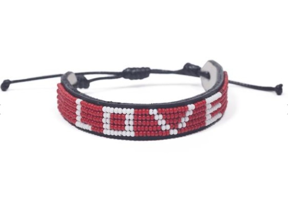 """"""" Be a part of the freatest love story ever told , """" with one these bracelets. Folllow the link to see how."""