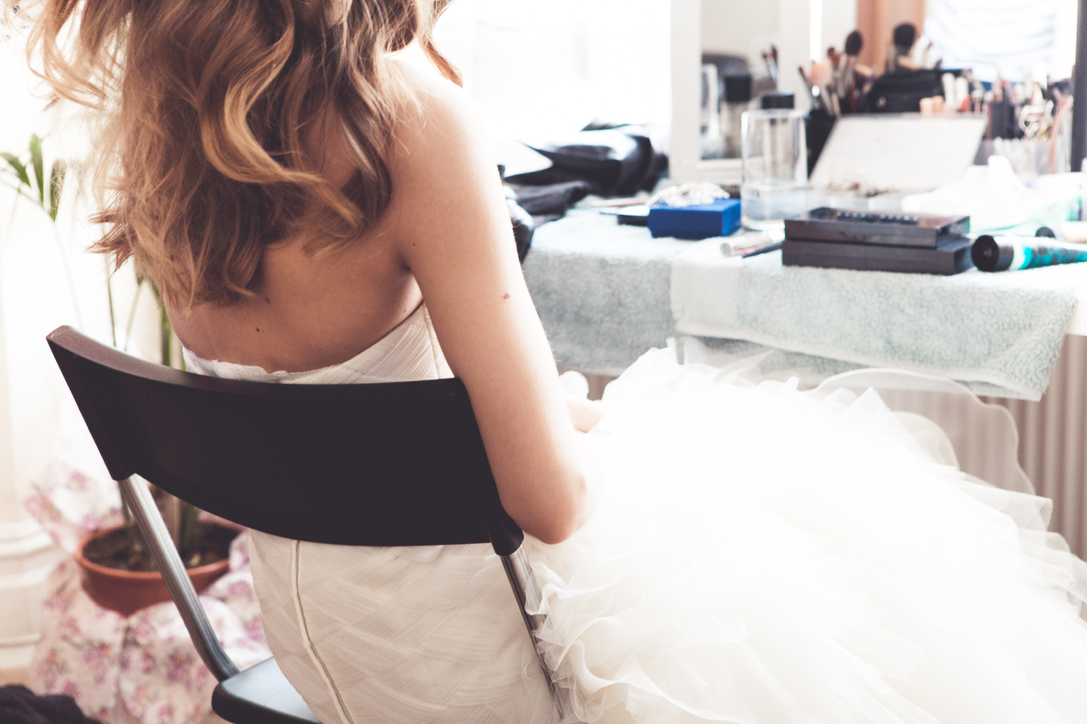 Smooth sailing in the bridal suite comes with preparation.