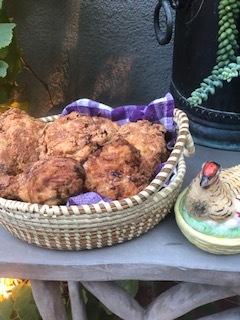 Lemony Fried Chicken - Psst - the secret ingredient is gluten-free flour!
