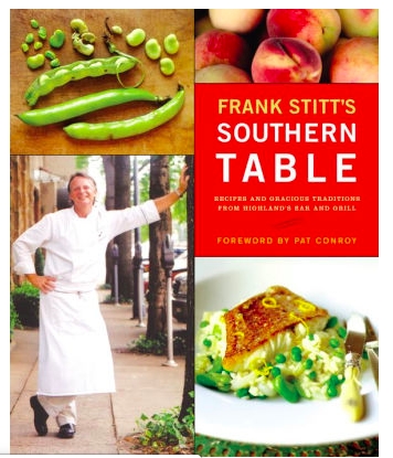 One of my favorite chefs of all time: Frank Stitt - Anything this guy makes is awesome. Try my adaptation of one of his salads.