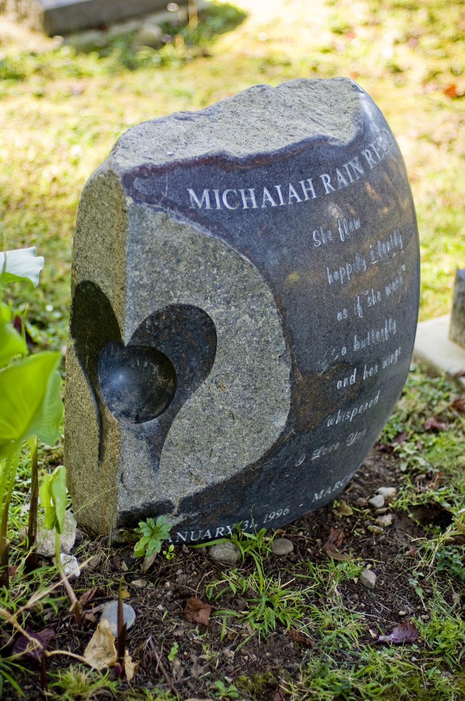"""Memorial  - Granite, 26"""""""
