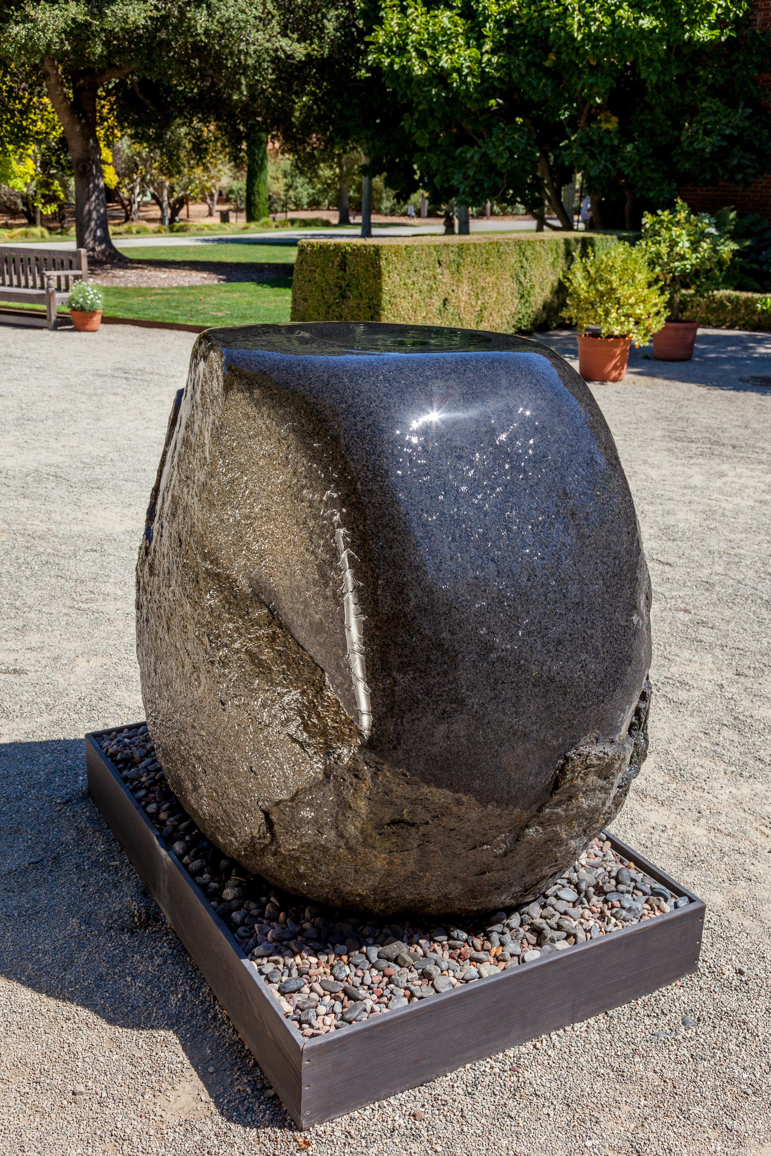 """Emergence  - Granite, 54"""" x 40"""""""