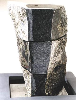 """Granite, 18"""" high"""