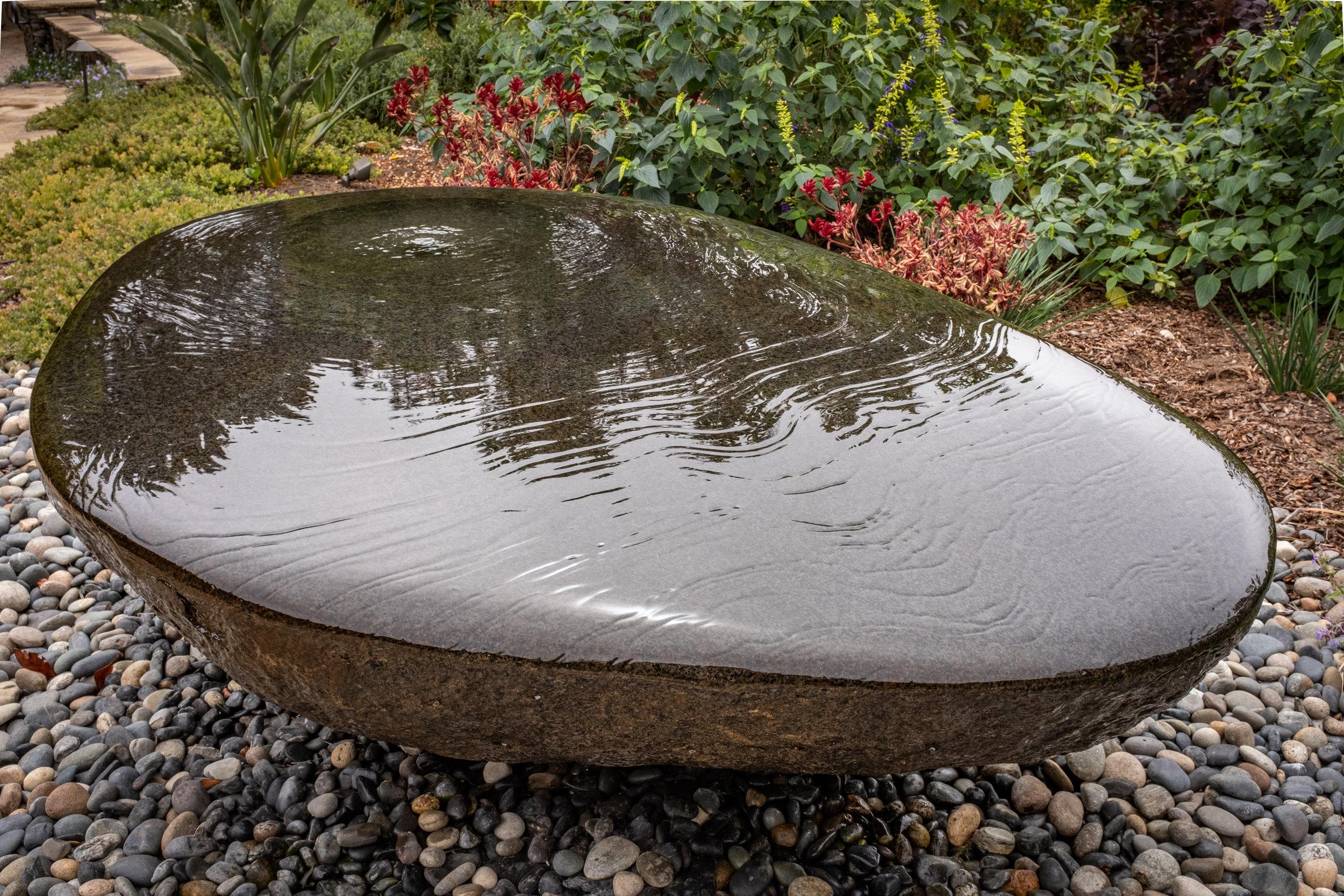 Granite, 7' long